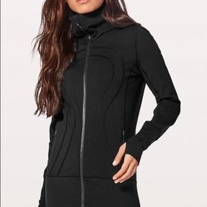 Lululemon Women Stride ll Jacket Black Sz 10